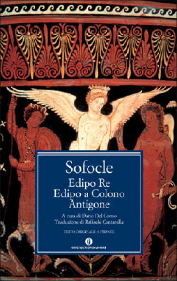 Edipo re-Edipo a Colono-Antigone