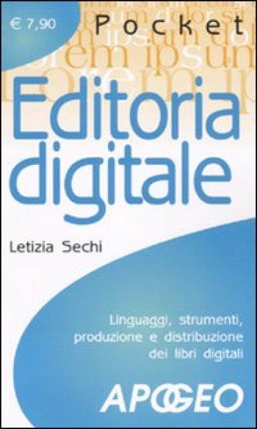 Editoria digitale - Letizia Sechi | Thecosgala.com