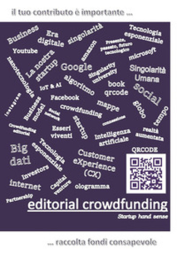 Editorial crowdfunding - Hand sense | Thecosgala.com