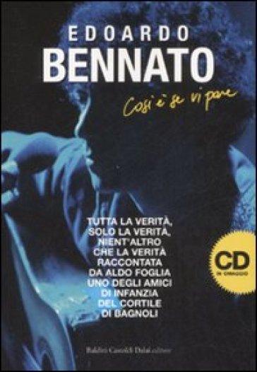 Edoardo Bennato. Così è se vi pare. Ediz. illustrata. Con CD Audio - Edoardo Bennato | Thecosgala.com