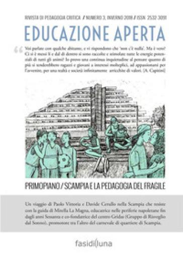 Educazione aperta. Rivista di pedagogia critica (2018). 3. -  pdf epub