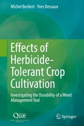 Effects of Herbicide-Tolerant Crop Cultivation