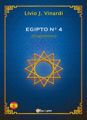 Egipto n° 4 (fragmentos) - Livio J. Vinardi |
