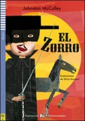 El Zorro. Con CD Audio