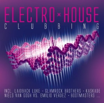 Electro house clubbing