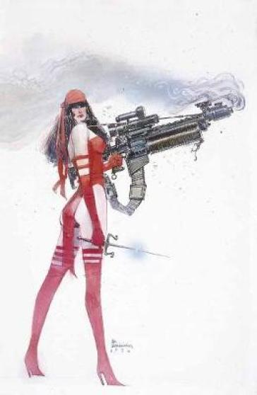 Elektra   Assassin