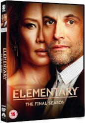 Elementary - Stagione 07 (3 Dvd)