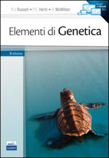 Elementi di genetica - Peter J. Russell |