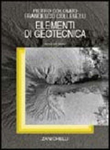 Elementi di geotecnica - Pietro Colombo   Rochesterscifianimecon.com