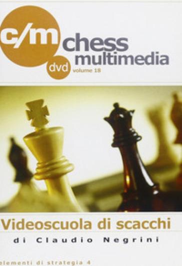 Elementi di strategia. DVD. 4. - Claudio Negrini   Rochesterscifianimecon.com