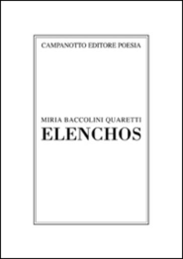 Elenchos - Miria Baccolini Quaretti   Rochesterscifianimecon.com