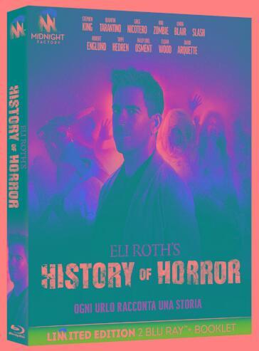 Eli Roth'S History Of Horror (2 Blu-Ray)