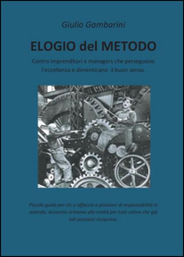 Elogio del metodo - Giulio Gambarini pdf epub