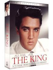 Elvis Presley - All hail the King (2 DVD)(collector s box)