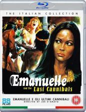 Emanuelle And The Last Cannibals  (Blu-Ray)
