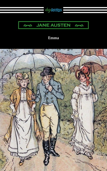 Emma (with an Introduction by Austin Dobson)
