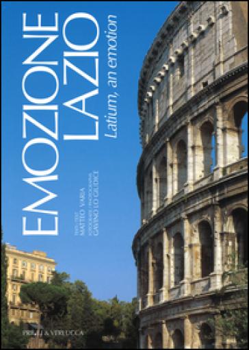 Emozione Lazio-Latium, an emotion - Matteo Varia pdf epub