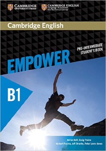 Empower. B1. Pre-intemediate. Student's book. Per le Scuole superiori. Con e-book. Con espansione online