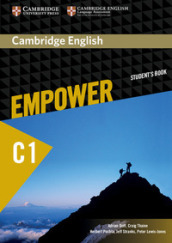 Empower. C1. Advanced. Student s book. Per le Scuole superiori. Con espansione online