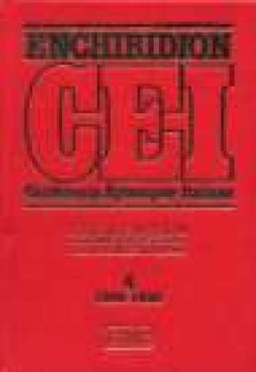 Enchiridion CEI. Decreti, dichiarazioni, documenti pastorali per la Chiesa italiana (1986-1990). 4. - P. Cabri |