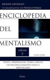 Enciclopedia del Mentalismo vol. 5 Hard Cover