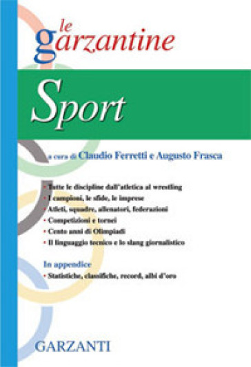 Enciclopedia dello sport - C. Ferretti | Rochesterscifianimecon.com
