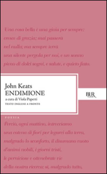 Endimione - John Keats |
