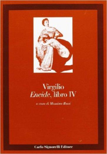 Eneide. Libro 4º - Publio Virgilio Marone | Ericsfund.org