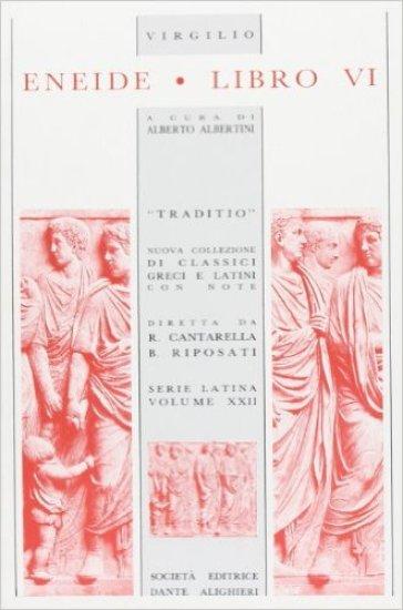 Eneide. Libro 6º - Publio Virgilio Marone | Kritjur.org