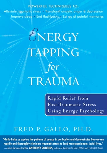 Energy Tapping for Trauma