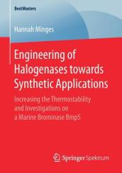 Engineering of Halogenases Towards Synthetic Applications