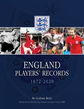 England Players  Records