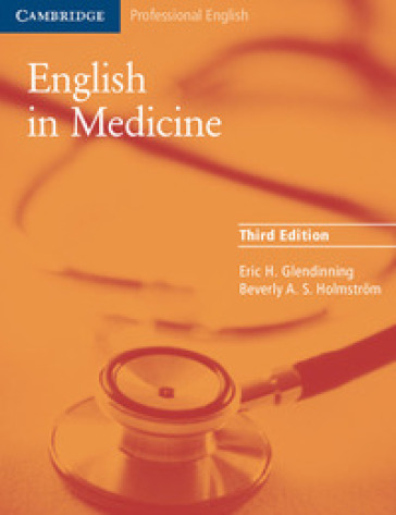 English in Medicine. Student's Book - Eric Glendinning | Kritjur.org