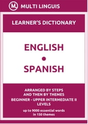 English-Spanish Learner