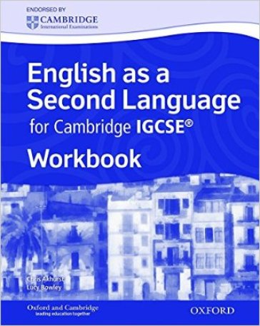 English as a second language for Cambridge IGCSE. Workbook. Per le Scuole superiori. Con espansione online