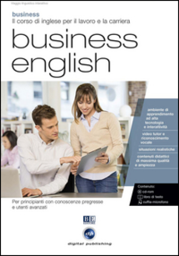 English business. CD Audio. CD-ROM