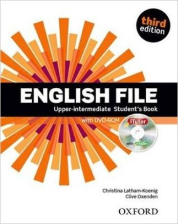 English file digital. Upper intermediate. Student's book-Itutor. Per le Scuole superiori. Con espansione online