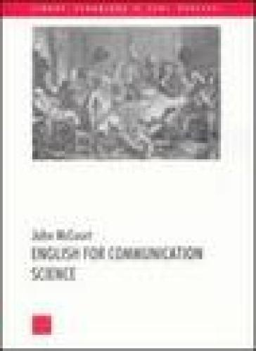 English for Communication Science - John McCourt pdf epub