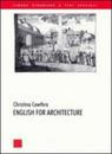 English for architecture - Cristina Cawthra  