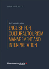 English for cultural tourism management and interpretation