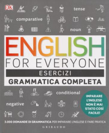 English for everyone. Grammatica completa-Esercizi - Diane Hall | Thecosgala.com