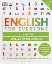 Image of English for everyone. Livello 3° intermedio. Il corso