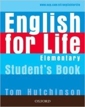English for life. Elementary. Ital comp-Student