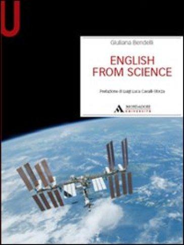English from Science - Giuliana Bendelli   Rochesterscifianimecon.com