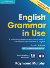 English grammar in use. With answers. Per le Scuole superiori. Con e-book.