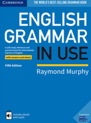English grammar in use. With answers. Per le Scuole superiori. Con e-book - Raymond Murphy | Ericsfund.org