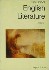 English literature: a historical survey. 1.To the romantic revival