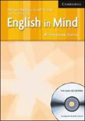 English in mind. Starter-Workbook. Per le Scuole superiori. Con CD Audio. Con CD-ROM