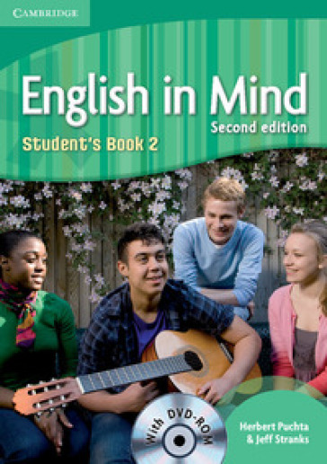 English in mind. Level 2. Student's book. Per la Scuola media. Con CD Audio. Con DVD-ROM. 2.