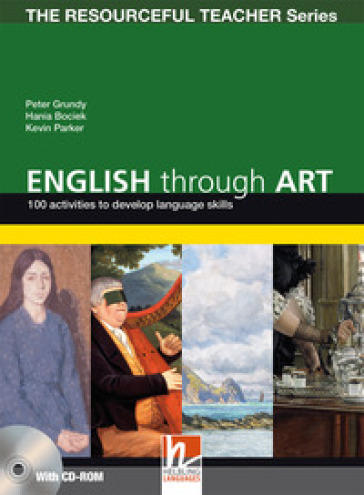 English through arts. Paperback. Con CD-ROM